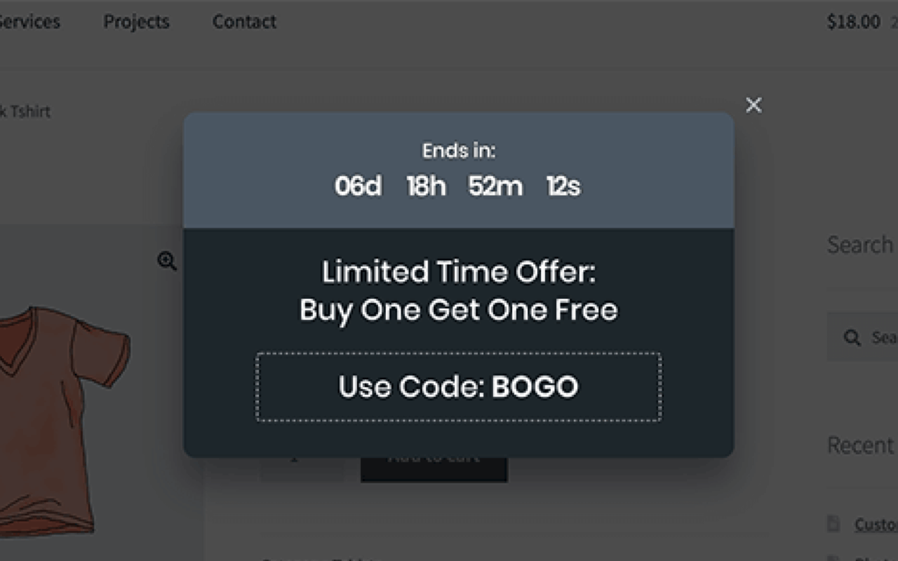 BOGO is a common tactic used within coupon marketing strategy
