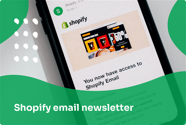 How to Create Email Newsletters for Your Shopify Store Using Shopify Email