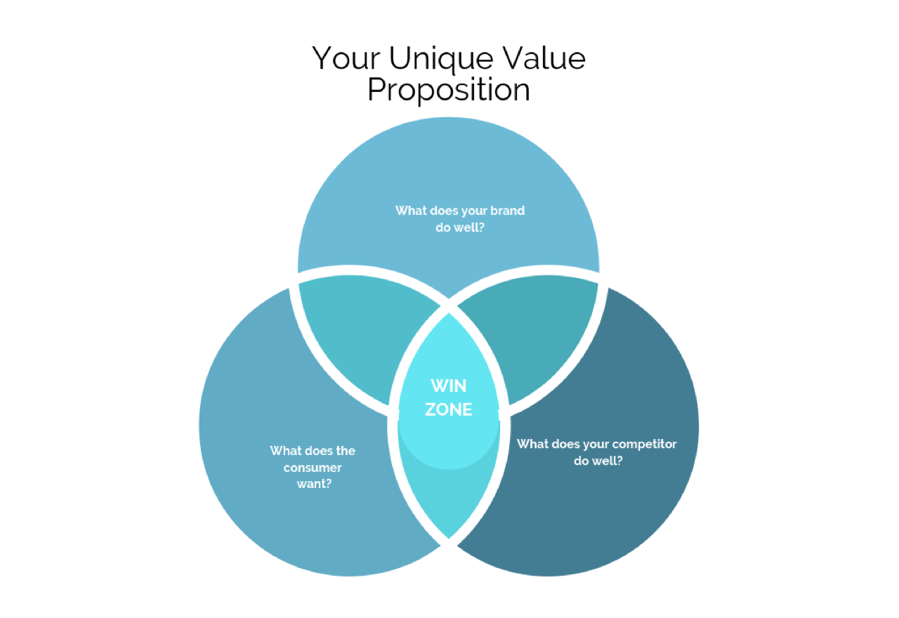 Unique value proposition, as explained to beginner online brand owners