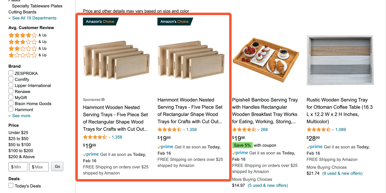 Amazon sales ranking gets improved as you get more sales