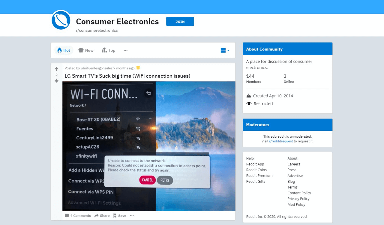 Consumer electronics brands become active on Reddit for in-depth marketing research and occasional content sharing