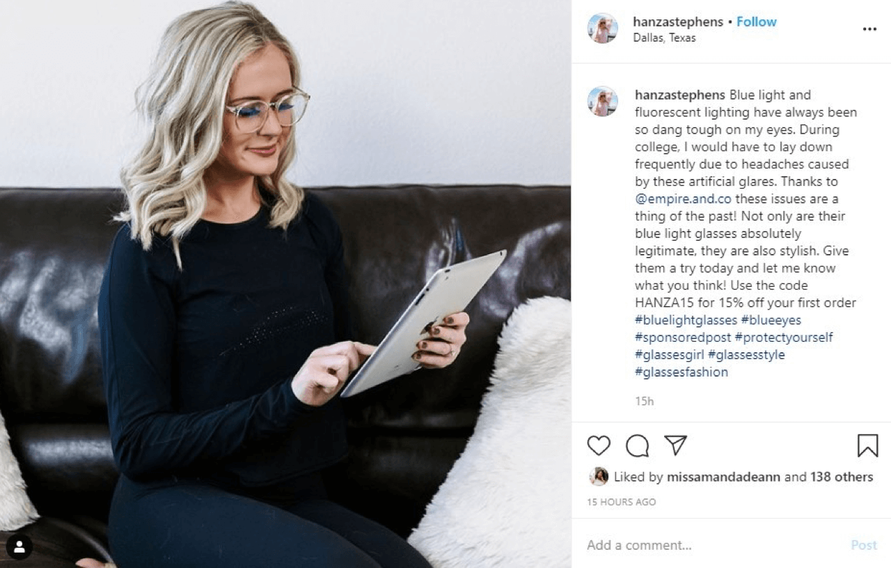Influencer campaign will help get more sales on your Shopify store