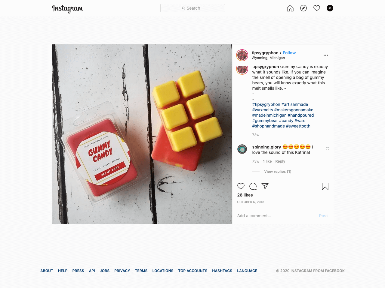 How to write captivating captions when you sell products on Instagram