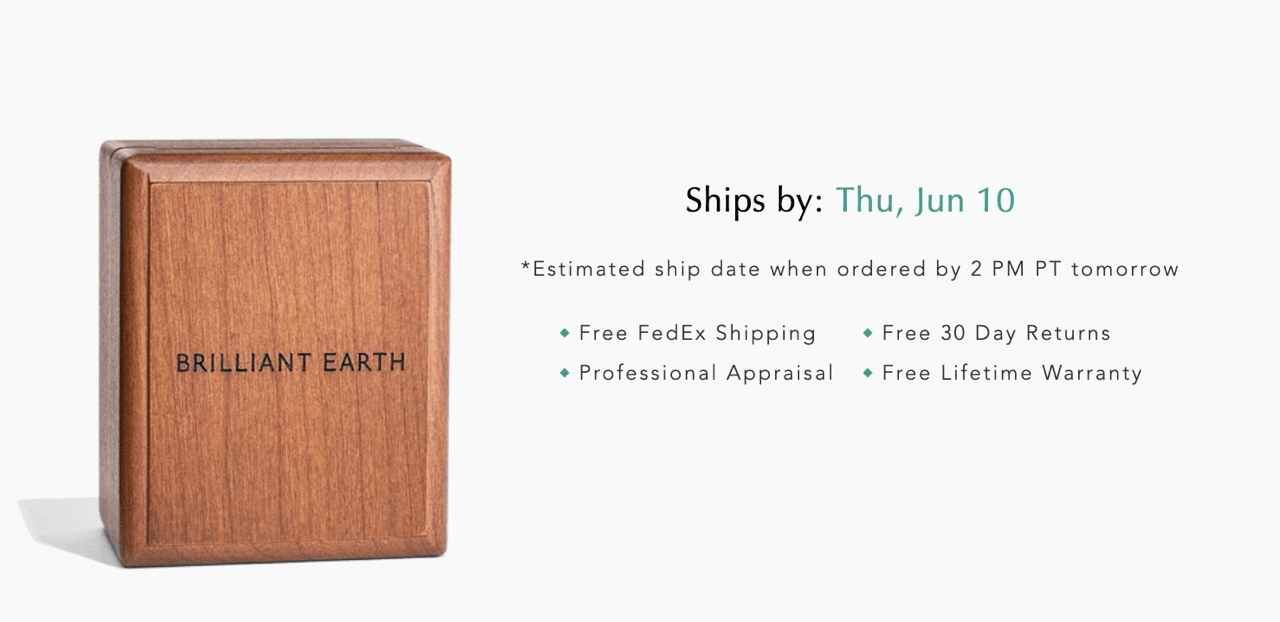 You can repeat shipping times and costs under the product description, too