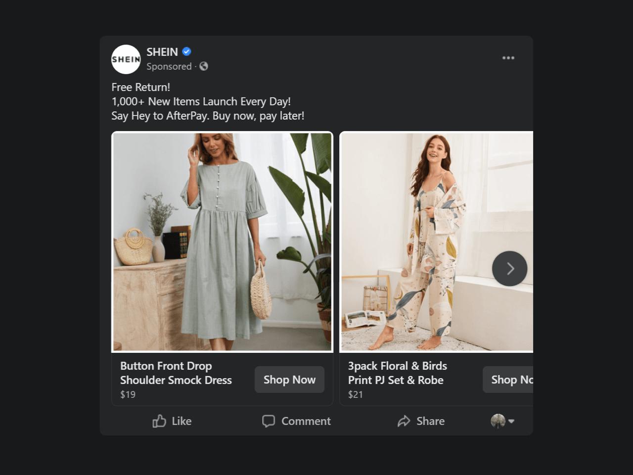 Pixel-based retargeting allows personalizing social media ads