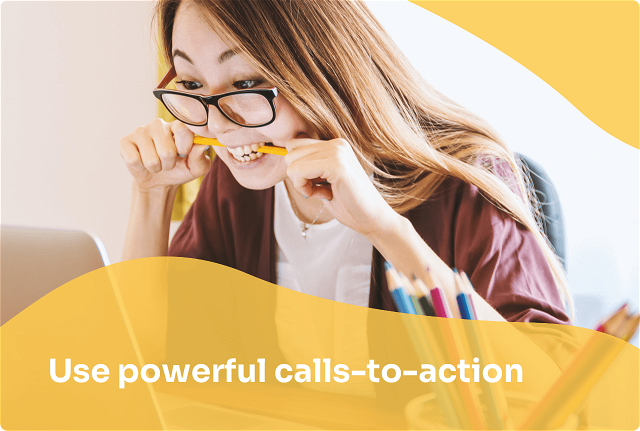 Best Call-to-Action Words for an Email Sign Up Button to Increase Conversions