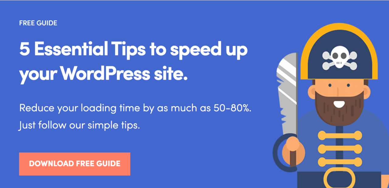 Content upgrade example by ThemeIsle