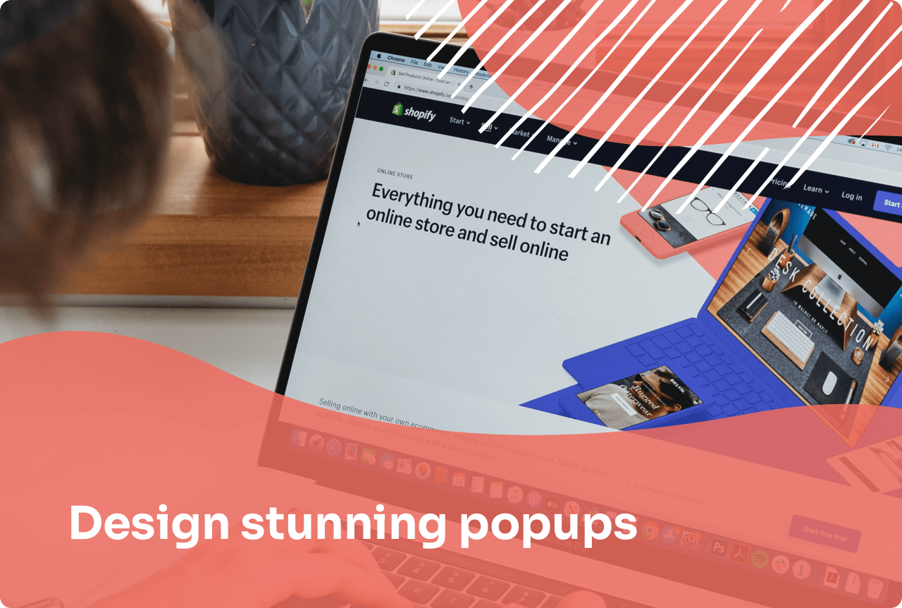 13 Popup Design Examples: Why They Work and How to Make Your Own