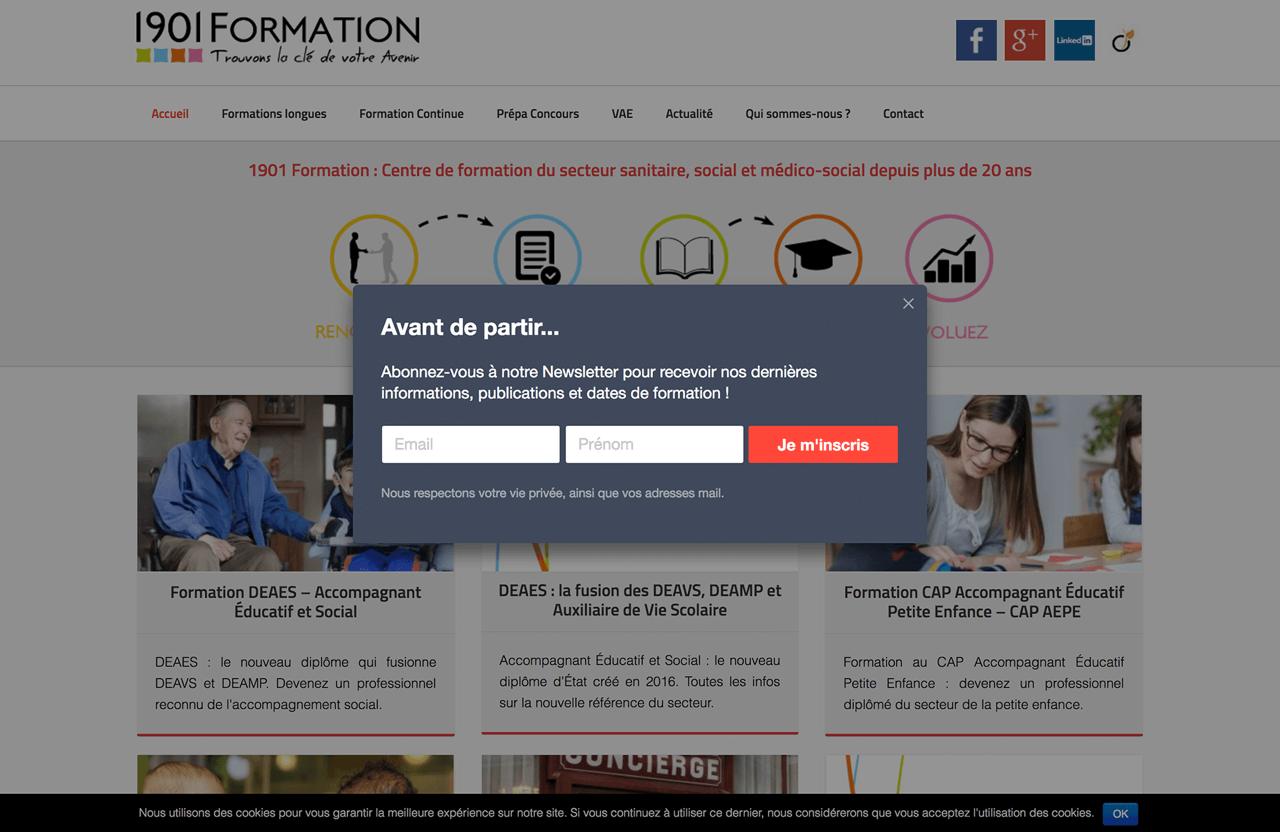 Free widgets for nonprofits from Getsitecontrol