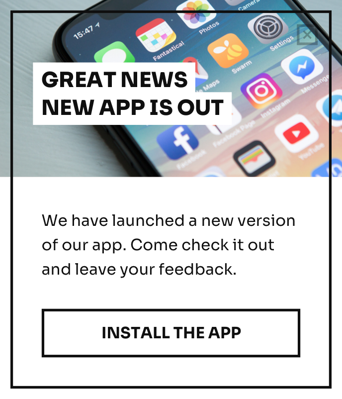 App release notification