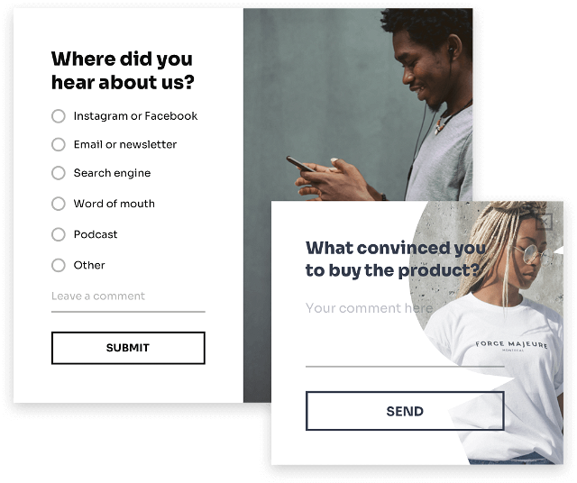 Boost website conversion with popups