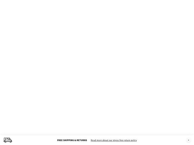 Free shipping and returns notification bar byсGetsitecontrol