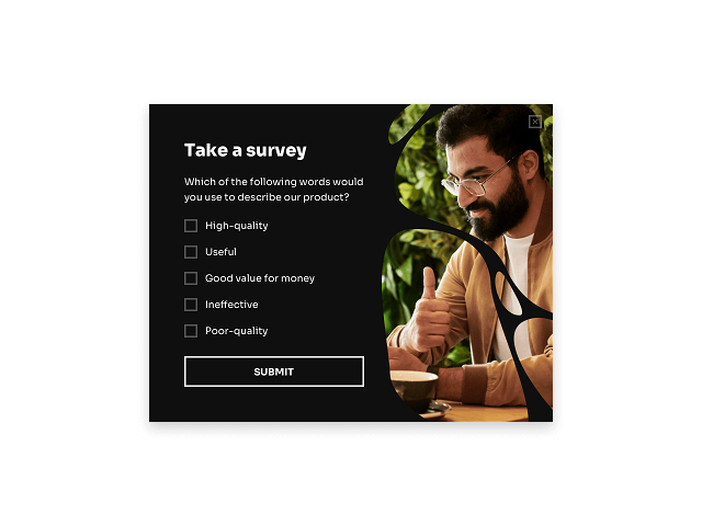 Use surveys in your shopify store to find out what your customers want
