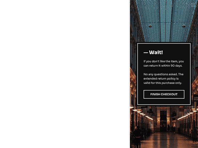 Use Shopify Exit-Intent Popups to Reduce Abandonment and Boost Sales