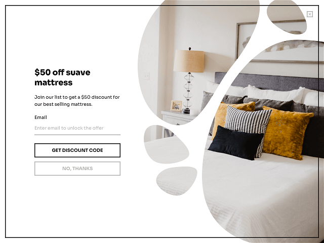 Create an email opt-in popup for your website