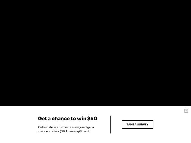 Sticky bar designed to launch a survey form