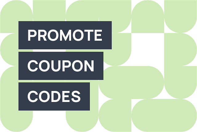 Offer discount coupons on Shopify product pages