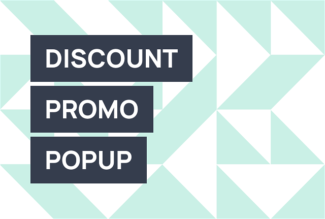 Offer discounts to customers on your website